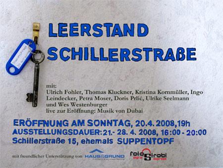 Leerstand Schillerstraße