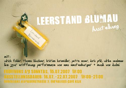 Leerstand Blumau