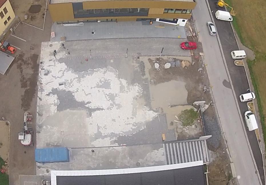 Luftaufnahme vom 18.08.2014